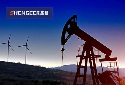 山东圣哲石油装备网站设计