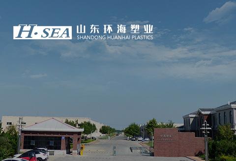 山东环海塑业网站建设